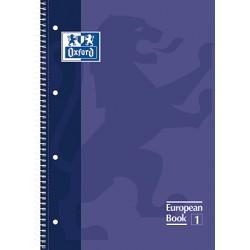 Oxford - OXF CUAD MICROP A4 80H 5X5 LI100430201