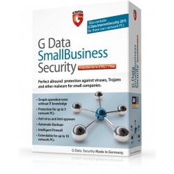 G DATA - SmallBusiness Security Full license 5usuario(s) 1año(s) Español