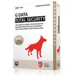 G DATA - Total Protection, 1PC, 1 Year, Box 1año(s) Español
