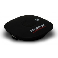 Hauppauge - myMusic Bluetooth Negro receptor de audio bluetooth