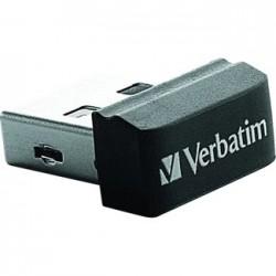 Verbatim - Store' n' Go Nano 32GB USB 2.0 Tipo A Negro unidad flash USB