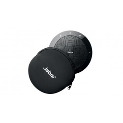 Jabra - SPEAK 510+ Universal USB/Bluetooth Negro altavoz